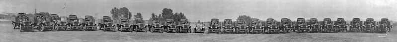 Trucking History U.S. Consumer Culture Rides on History of the Trucking Business